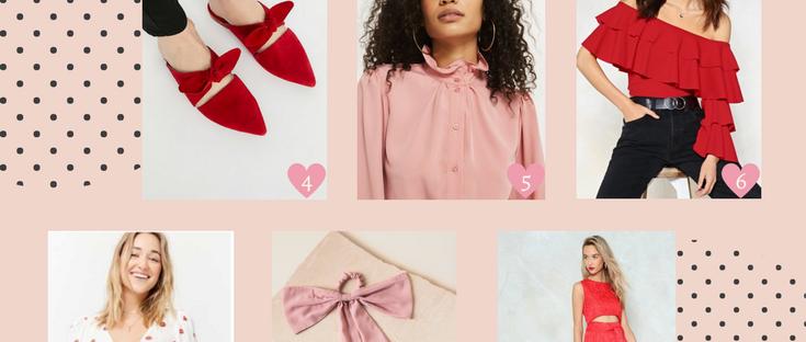 Valentine S Day Lookbook Amanda Sisti